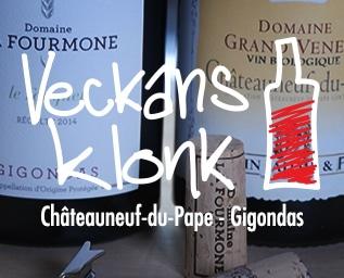 Châteauneuf du Pape vs Gigondas
