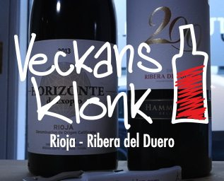 Rioja vs Ribero del Duero