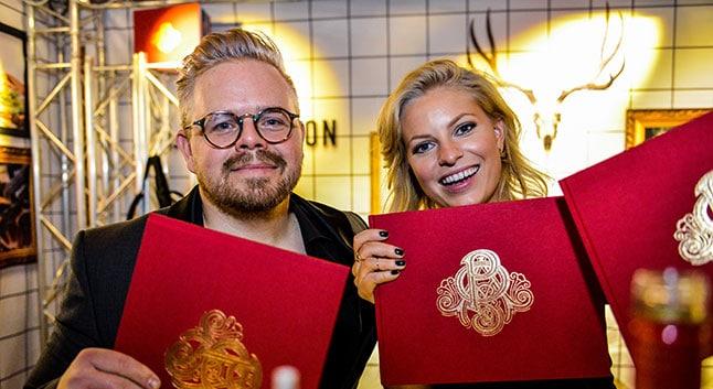 OP bok Sanna och Kalle