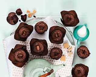 Chokladmuffins och kola