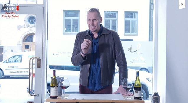 Pinot Noir USA vs Nya Zeeland