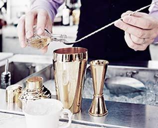 Blanda drinkar som en bartender