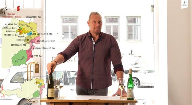 Österrike – Grüner Veltliner vs Riesling