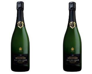 Unik champagne återlanseras