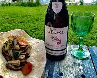 Nytt vin från gamla stockar