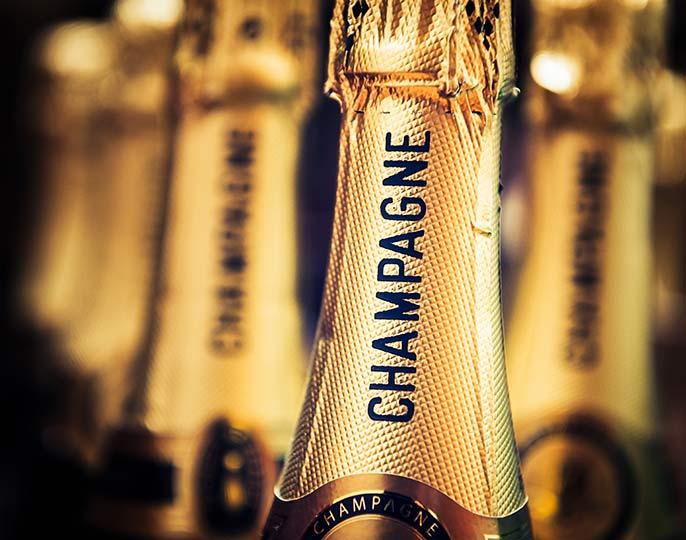 Champagne-flaska-etikett-686