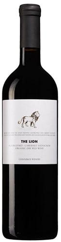 The Lion Organic Agiorgitiko Cabernet Sauvignon