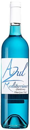 Azul Mediterráneo Chardonnay Blue