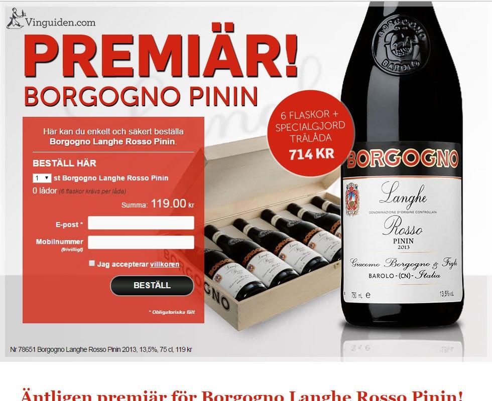 Borgogno Langhe Rosso Pinin
