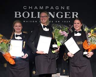 Lily Bollinger Award 2016