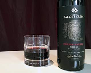 Rödvin på skotska whiskyfat