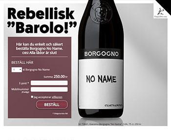 Borgogno No Name