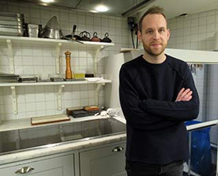 Frantzén´s Kitchen i Hong Kong