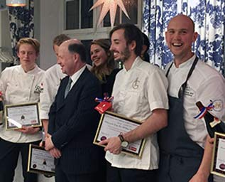 Swedish Chefs Rising Star korad