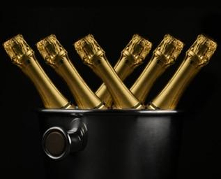 Mest beställda mousserande vin 2016