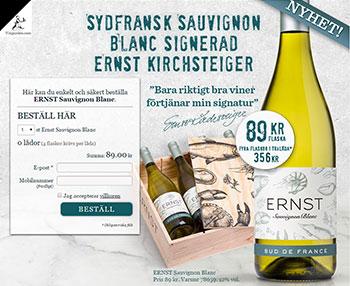 ERNST Sauvignon Blanc
