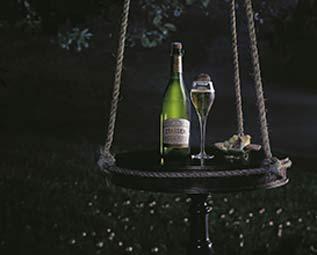 Cidern att ställa på champagnehyllan