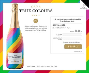 True Colours Brut