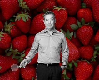 Kan ett vin smaka jordgubbar