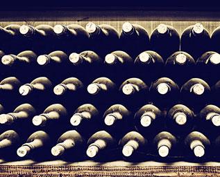 Att samla, spara eller lagra vin