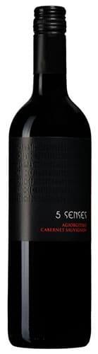 5 Senses Red Agiorgitiko Cabernet Sauvignon