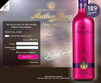 Anthon Berg Liqueur