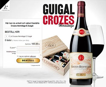 Crozes-Hermitage E.Guigal