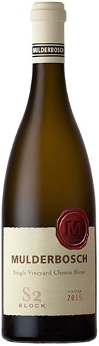 Mulderbosch Single Vineyard Chenin Blanc S 2 Block
