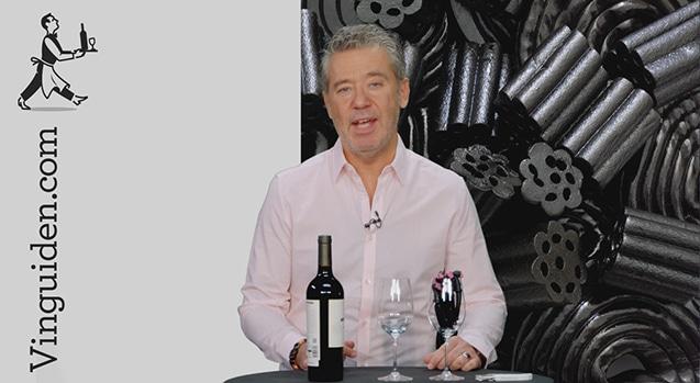 Kan ett vin smaka lakrits?
