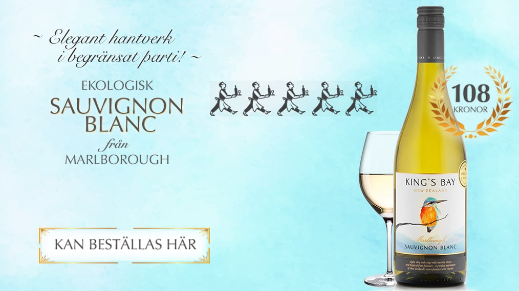 King´s Bay Sauvignon Blanc