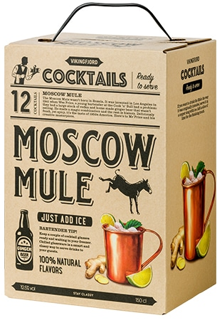 Classic Cocktail Moscow Mule