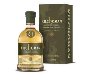 Skotsk whisky på tillfälligt besök