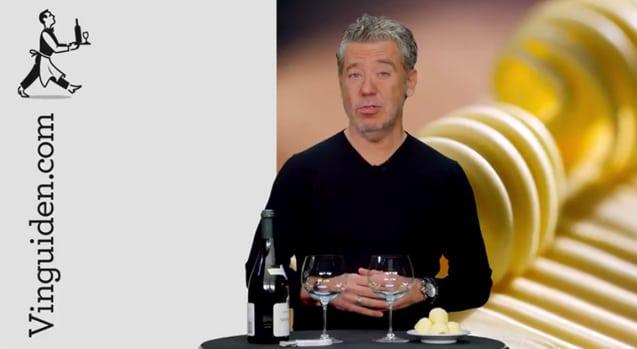 Kan ett vin smaka smör?