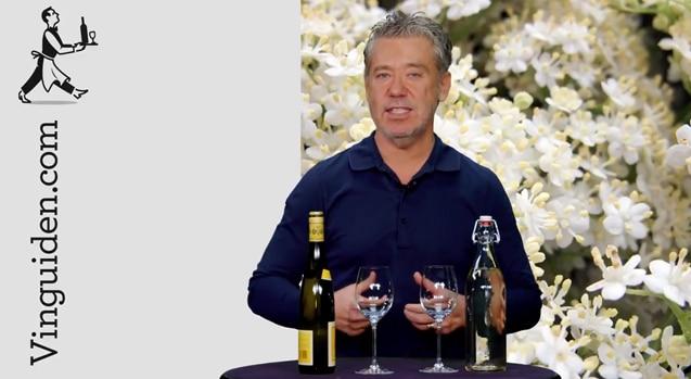 Kan ett vin dofta fläder?