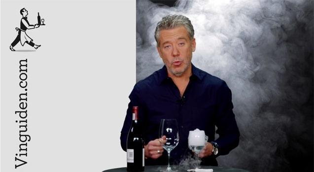Kan ett vin dofta rök?