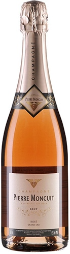 Pierre Moncuit Rosé Grand Cru Brut