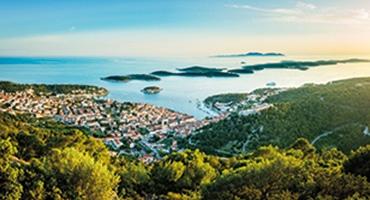 Liten svart knöl sätter Kroatien på gastrokartan