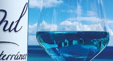I väntan på det blå vinets upproriskhet