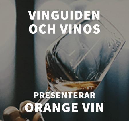 Vad är orange vin?