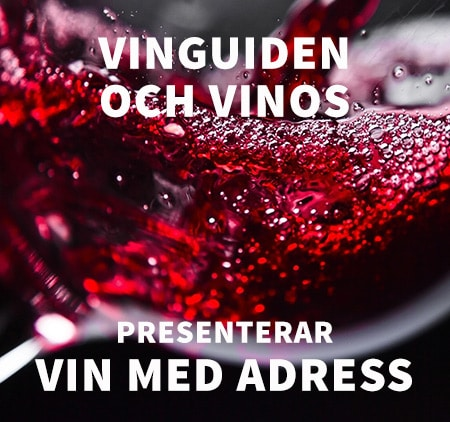 Vin med adress Bordeaux