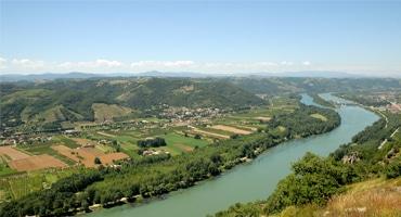 Diffust vinområde med stor potential
