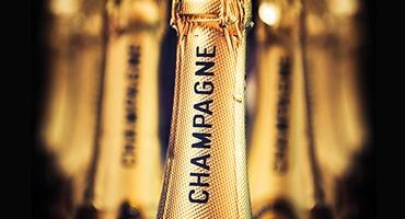 Världsrekord i champagneprovning
