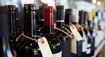 Fem bästa röda vinerna just nu