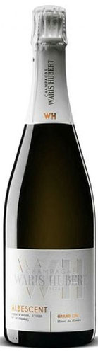 Waris Hubert Albescent Blanc de Blancs Grand Cru