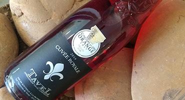 Webb-TV: Färgstark rosé från Tavel