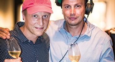 Webb-TV: Nyårschampagne med Vinos