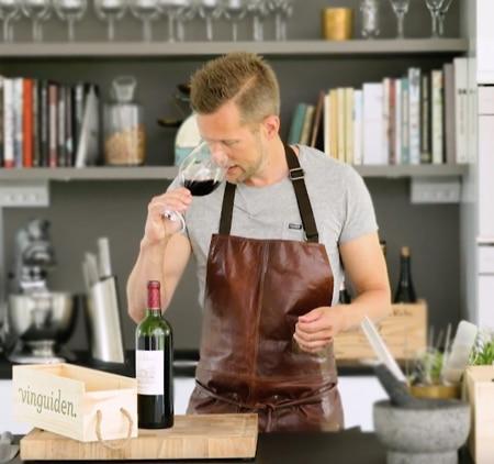Premiär för Kocken & Vinet