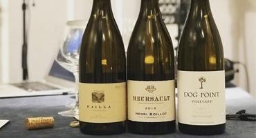 Smaklös Chardonnay världens mest populära druva