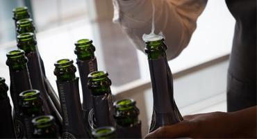 Hur länge kan jag spara en öppnad flaska?