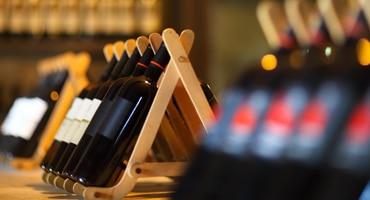 Hur ska jag förvara mitt vin i köket?